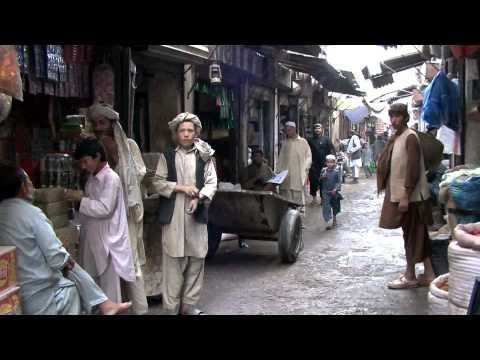 Walking in Kandahar-8