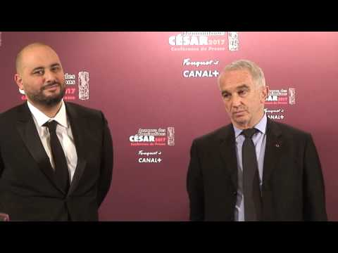 Cesar 2017 - Conférence de presse (Roman Polanski)