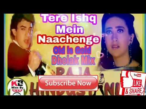 Tere ishq mein naachengea Amir khan hit song (Miex By Dj K.B)Full HD Video,
