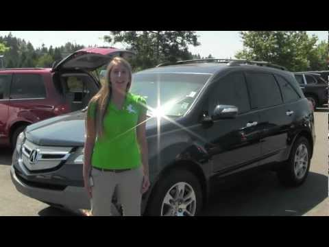 2009 Acura MDX From Chaplins Auto Group