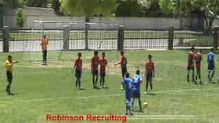 robinsonrecruiting santa barbara vs cvu conejo conejo valley soccer tournament 2009