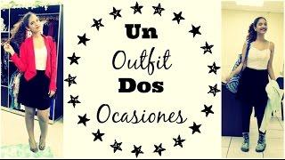 UN Outfit ♡ DOS Ocasiones Thumbnail