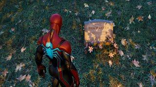 spider-man ps4 demo