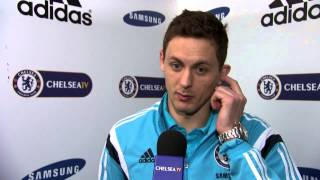 Chelsea: Matic: It was a hard game