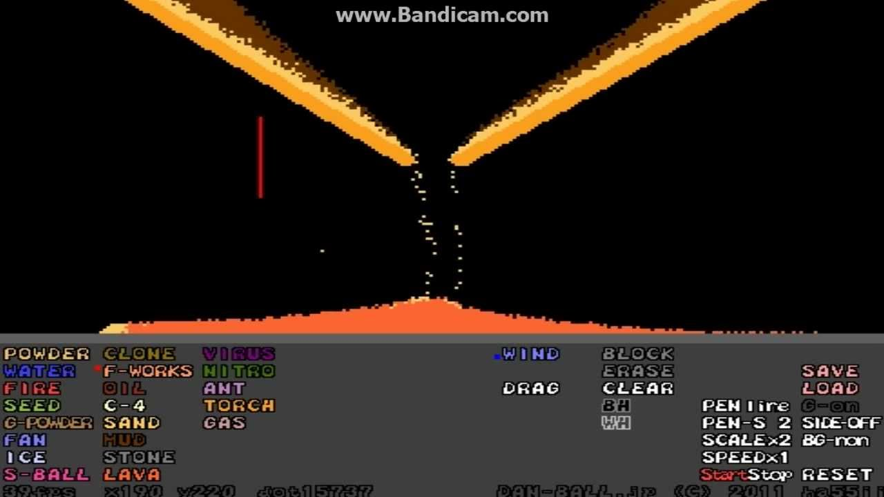 The Free Online Game Dust By Dan Ball 95