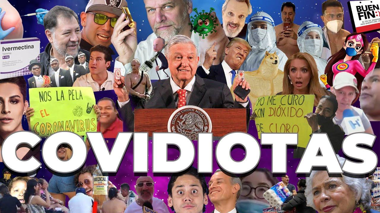 COVIDIOTAS: LOS MEJORES MOMENTOS 2020 - 2021 - YouTube