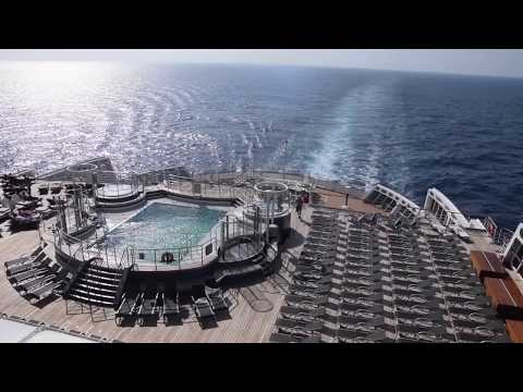 TravelTalk Report: Cruising on-board the remastered Queen Mary 2