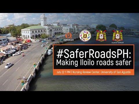 #SaferRoadsPH on making Iloilo roads safer