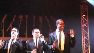 "Straight No Chaser -- ""Jingle Bells"" -- Hershey"