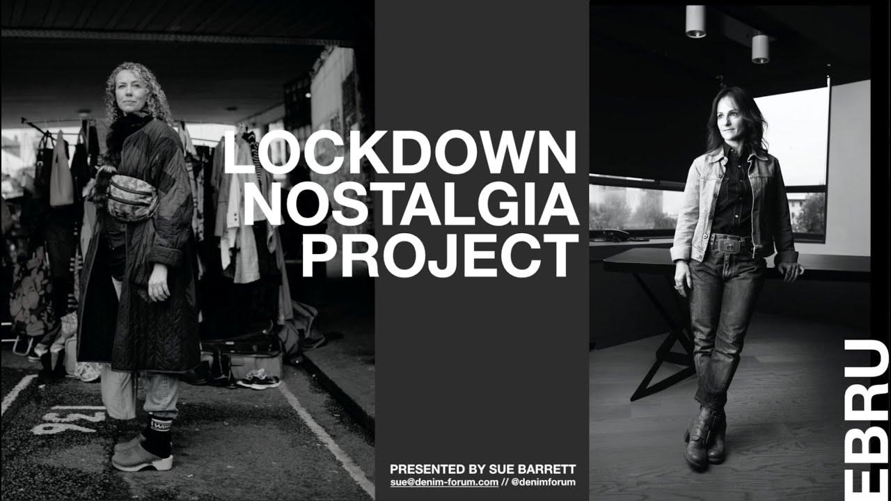 Sue Barrett's Lockdown Nostalgia Project - EBRU