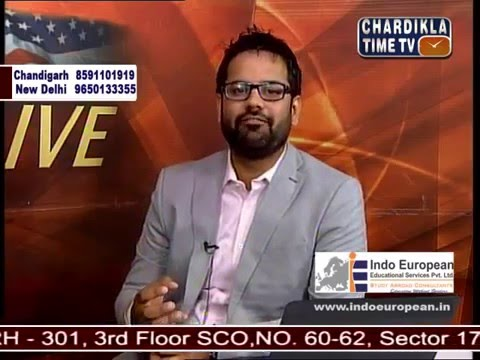 Des Pardes with Indo European: Study In Europe - Episode - 1