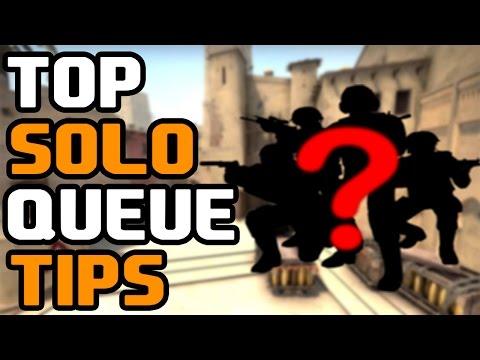 CS:GO - Solo Queue Tips
