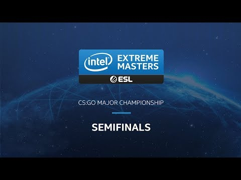 Semifinals - IEM Katowice 2019 Champions Stage