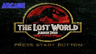 Game | The Lost World Jurassic Park Arcade Playthrough | The Lost World Jurassic Park Arcade Playthrough