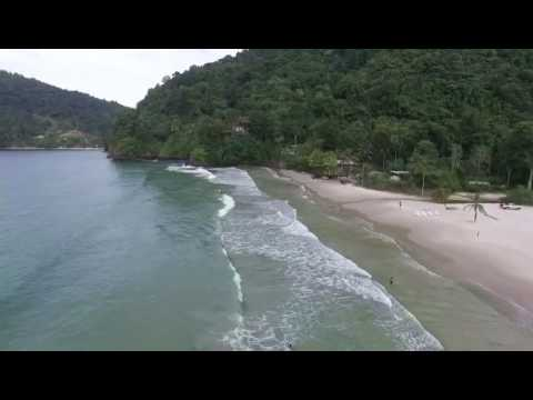 Maracas Tyrico Beach Trinidad and Tobago