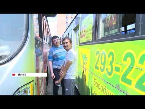 Водителя автобуса уволили за нецензурную брань. Владивосток