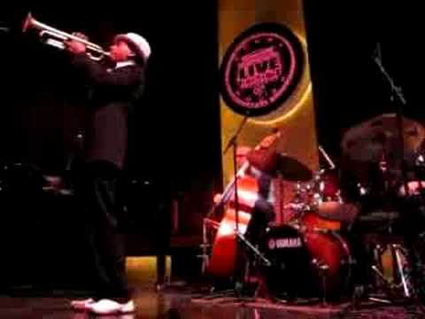 Roy Hargrove Solo On Blues