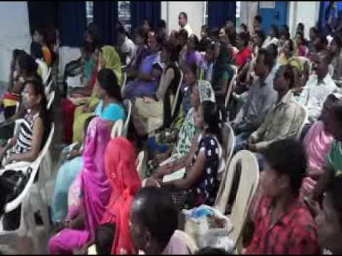 FWAG CHURCH ALLAHABAD ''What is gospel By Rev. Dr. Daniel Masih