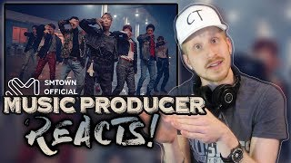 Music Producer Reacts to EXO &quotLove Shot&quot