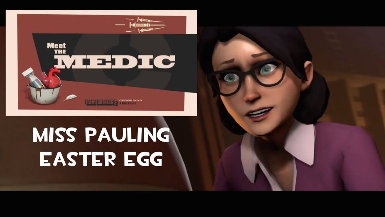 tf2 meet the pyro easter eggs