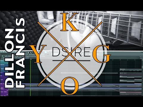 Dillon Francis & Kygo - Coming Over Dsiiire Fl Studio Remake