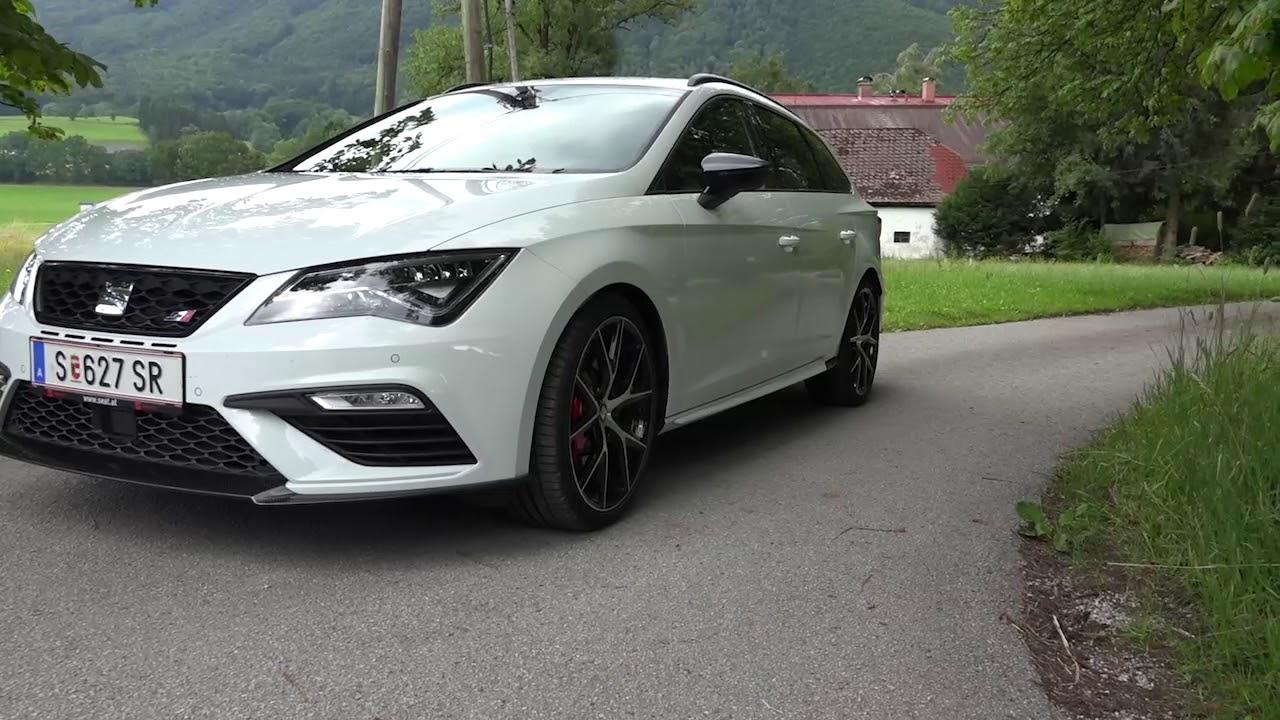 SEAT Leon CUPRA ST 300 CARBON Edition - YouTube