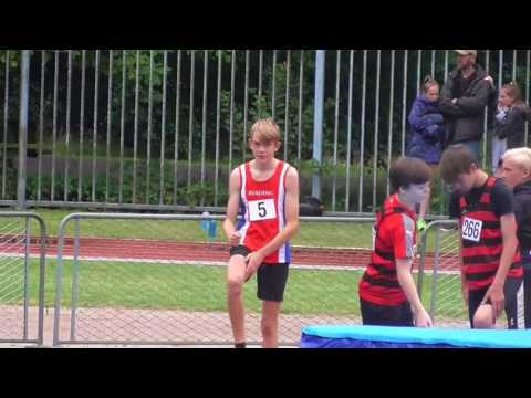22nd July 2017 Herne Hill Harriers open meeting