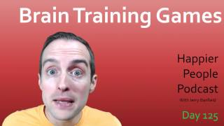 Gaming Improves Mental Performance! Lumosity Offers Brain Training Games