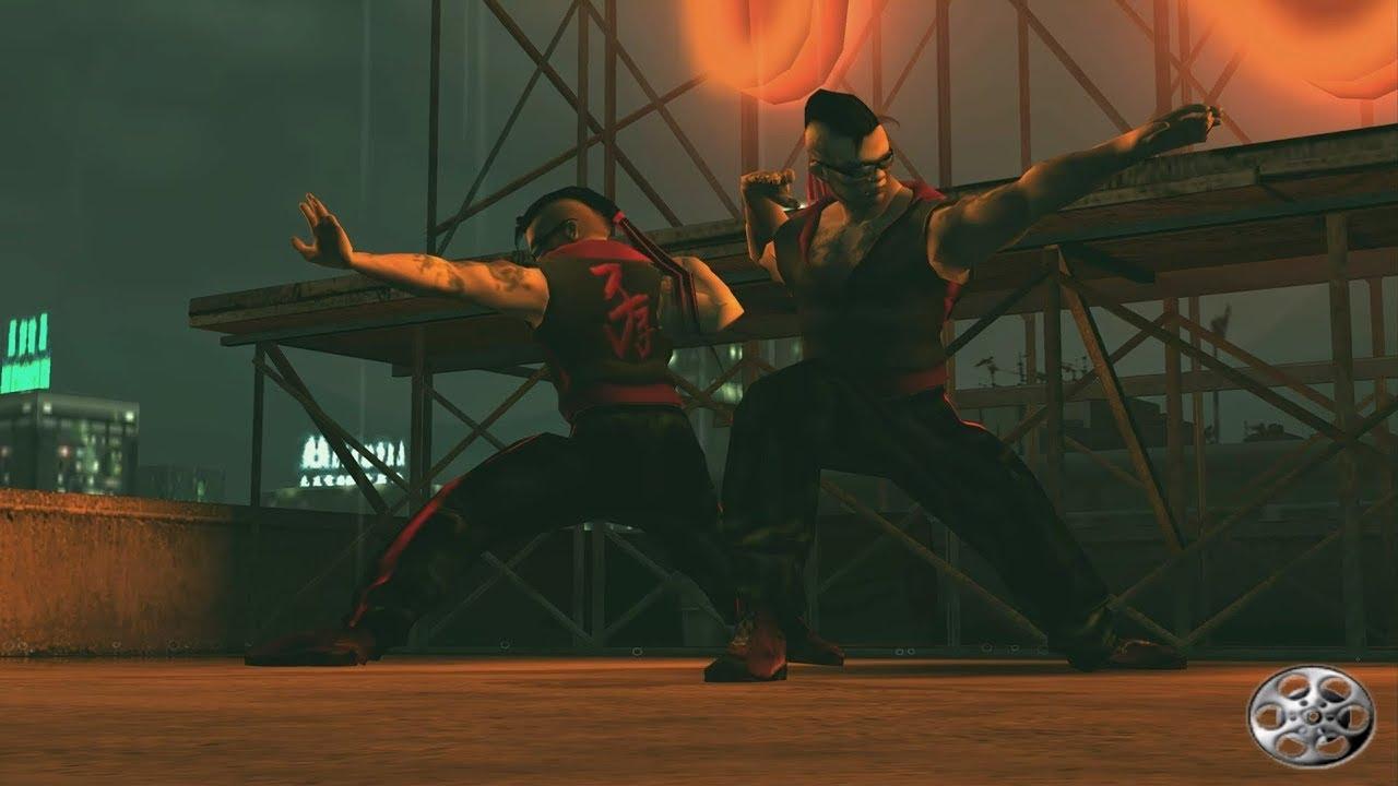 Jet Li: Rise to Honor - All Bosses + Ending