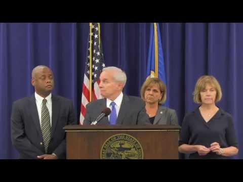 MN Governor On Philando Castile - Full News Conference