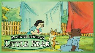 Little Bear | Little Bear's Garden / Prince Little Bear / A Painting for Emily - Ep. 21