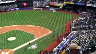 2014 New York Mets Opening Day Lineup