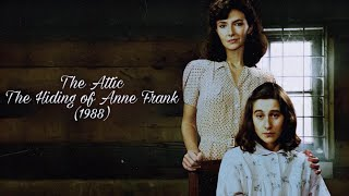 The Attic: The Hiding of Anne Frank - 1988 - Full Movie - English