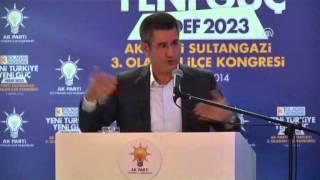 AK Parti Sultangazi 3  Olağan ilçe kongresi