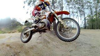 UNLEASH THE GUMBIES: 1st cross training ride (motovlog #1)