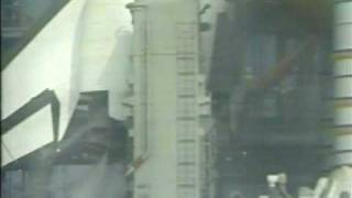 NBC & CBS News Coverage of the STS-41-D Launch Pad Abort Part 1