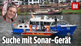 Suche nach Hubertus K. mit 130.000€-Gerät | Student seit 2 Wochen verschwunden