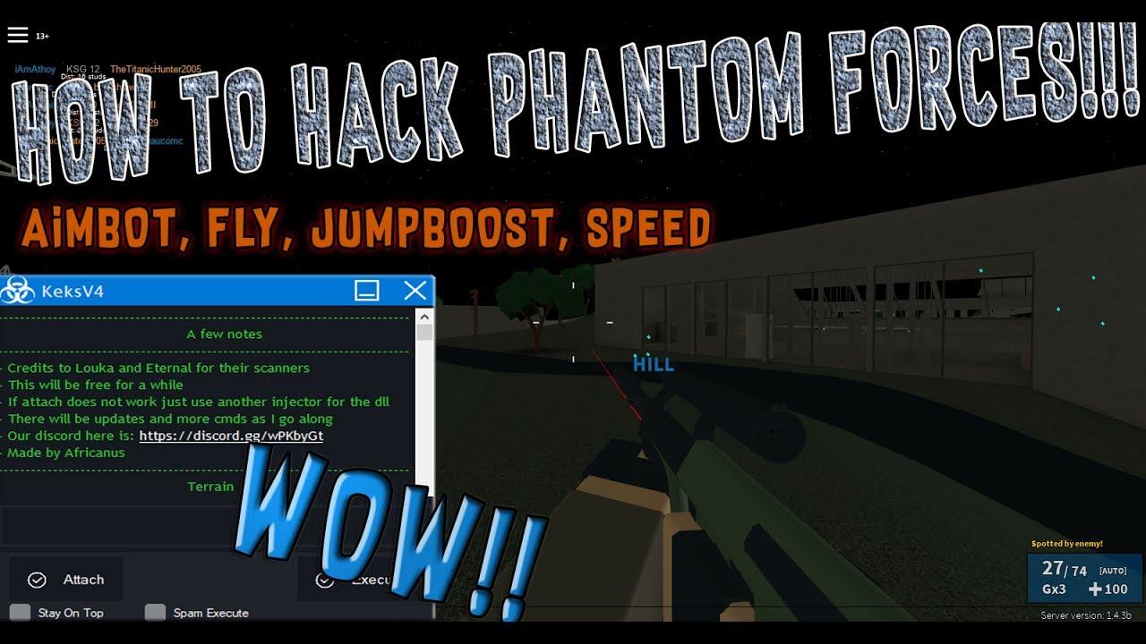 phantom forces dll hack 2018