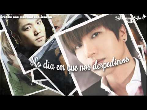 Super Junior -  헤어지는 날 (A 'Good'bye) - Legendado [PT-BR/ROM]