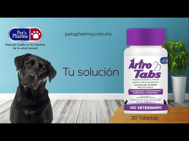 Pet´s Pharma de México - Artro Tabs