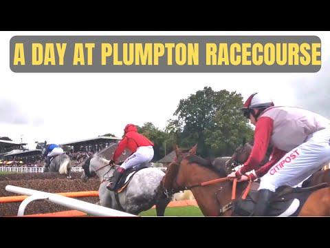 A DAY AT PLUMPTON RACECOURSE