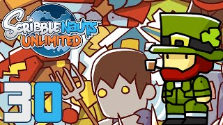 Scribblenauts Unlimited-Camelcase Oasis~30