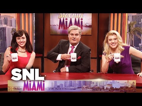 Mornin' Miami: Yolanda Natalie Portman - SNL