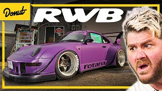 RWB - Japan's NOTORIOUS Porsche Tuner | Up To Speed