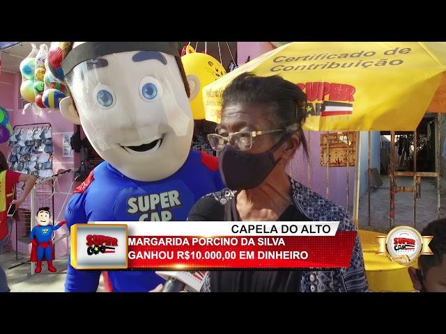 Ganhadores Supercap Paulista - 25/07/2021 - 3º PRÊMIO