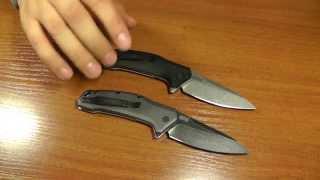 Нож Kershaw 1776 Link. Made in USA за недорого.
