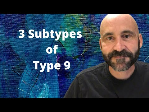 enneagram:-subtypes-of-type-9