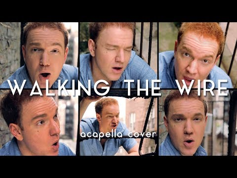 Imagine Dragons - Walking The Wire (acapella cover) | Jonathan Estabrooks
