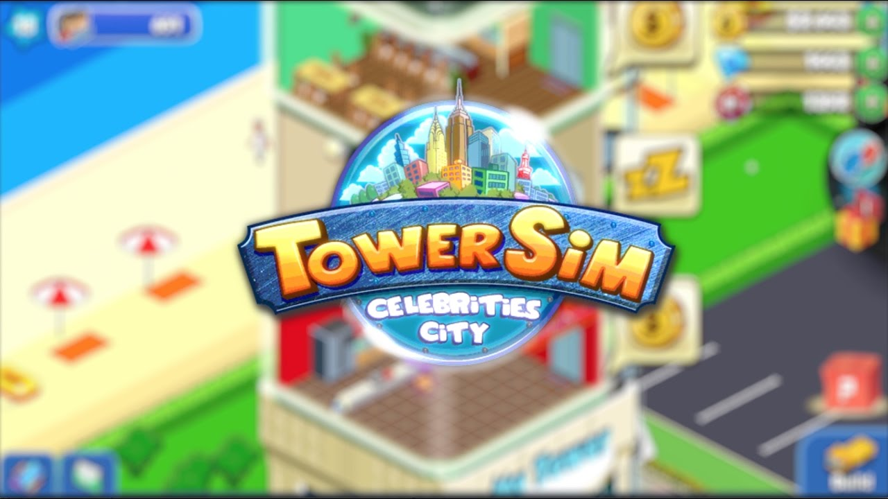 Tower simulation game for Android Phone