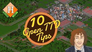 10 OpenTTD Tips